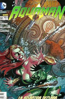 Aquaman (Grapa) #32