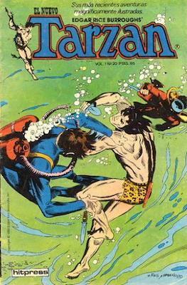 El nuevo Tarzan #20