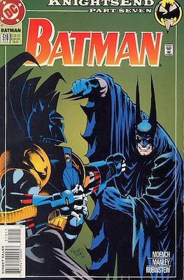 Batman Vol. 1 (1940-2011) (Comic Book) #510
