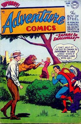 New Comics / New Adventure Comics / Adventure Comics (1935-1983 ; 2009-2011) (Comic Book) #201