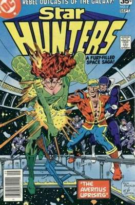 Star Hunters Vol 1 (Grapa) #6