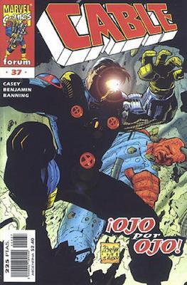 Cable Vol. 2 (1996-2000) (Grapa 24 pp) #37