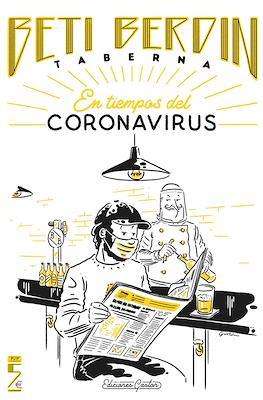 Beti Berdin Taberna. En tiempos del coronavirus (Grapa 40 pp)