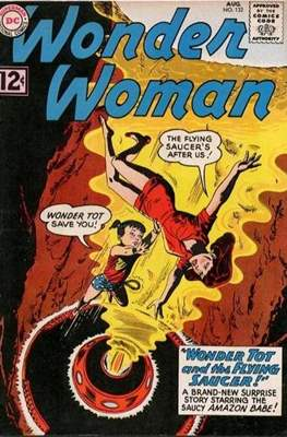 Wonder Woman Vol.1 (1942-1986; 2020-) (Comic Book) #132