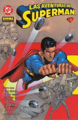 Las aventuras de Superman (2002-2003) (Rústica 72-112 pp) #1