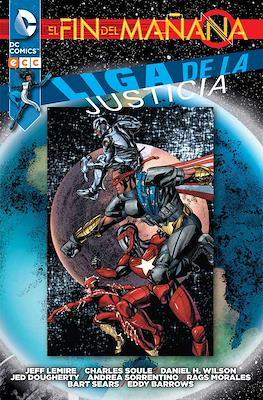 Liga de la Justicia: El fin del mañana (Rústica 136-96 pp) #1