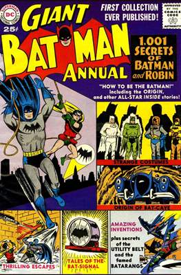 Giant Batman Annual