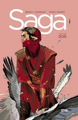 Saga (Capa Dura) #2