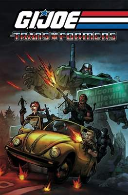 G.I. Joe / Transformers (2012-2013)