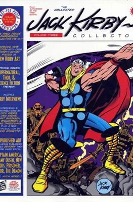 The Collected Jack Kirby Collector (Softcover) #3