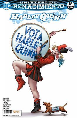 Harley Quinn. Nuevo Universo DC / Renacimiento (Rústica / Grapa) #23/15