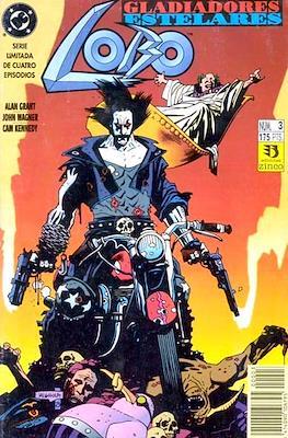 Lobo. Gladiadores Estelares #3