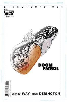 Doom Patrol #1 Director's Cut