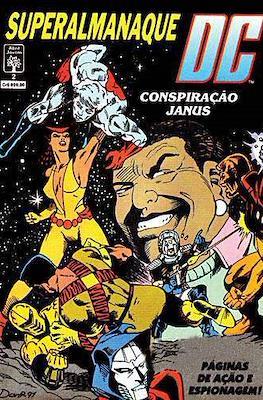 Superalmanaque DC (Rústica 148 pp) #2
