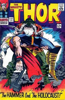 Journey into Mystery / Thor Vol 1 #127