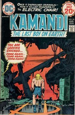 Kamandi (Grapa) #20
