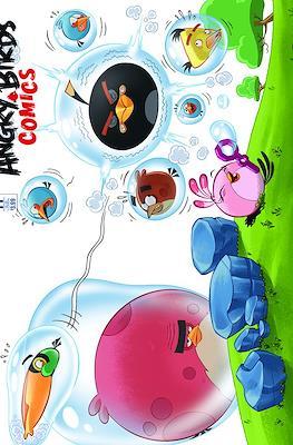 Angry Birds Comics (2016) (Grapa) #11
