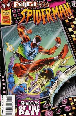 Spider-Man (Vol. 1 1990-2000) (Comic Book) #62