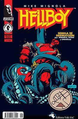 Hellboy: Semilla de Destrucción (Grapa) #2