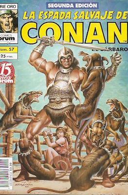 La Espada Salvaje de Conan Vol. 1. 2ª edición (Grapa. 64 páginas) #57