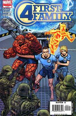 Fantastic Four: First Family (comic-book) #2