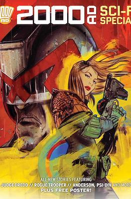2000 AD Sci-Fi Special #23