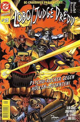 DC gegen Marvel / DC/Marvel präsentiert / DC Crossover präsentiert (Heften) #25