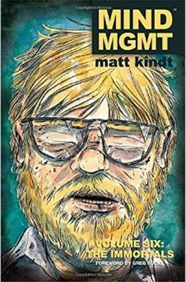 Mind MGMT (Hardcover) #6