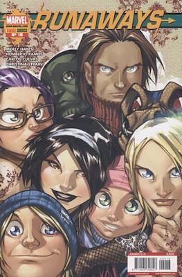 Runaways Vol. 2 (2007-2008) (Grapa 48 pp) #16