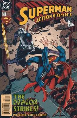 Action Comics Vol. 1 (1938-2011; 2016-) (Comic Book) #707
