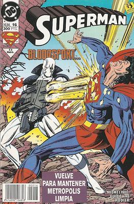 Superman (1993-1996) (Grapa, 48-72 páginas) #16