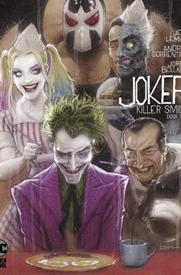 Joker: Killer Smile (Variant Cover) (Comic Book) #2