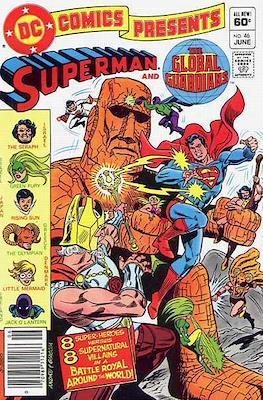 DC Comics Presents: Superman (Grapa) #46