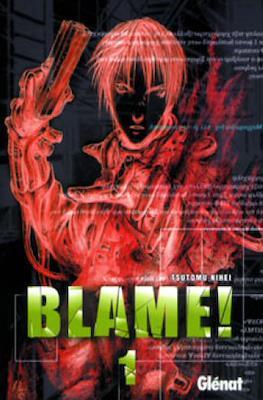 Blame! (Rústica con sobrecubierta) #1
