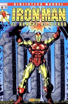 Biblioteca Marvel: Iron Man (2005-2008) (Rústica 160 pp) #21