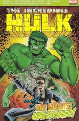 The Incredible Hulk - Marvel Pocketbook (Softcover) #2