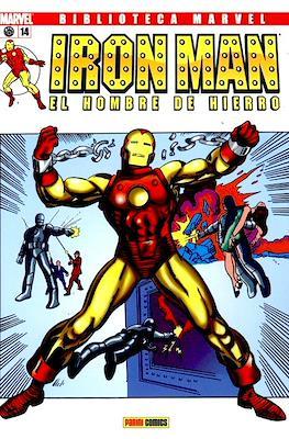 Biblioteca Marvel: Iron Man (2005-2008) (Rústica 160 pp) #14