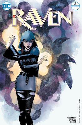Raven (2016-2017) (Comic-book) #2