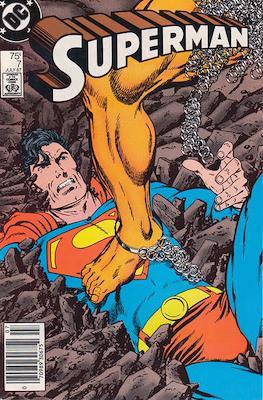 Superman Vol. 2 (1987-2006) #7