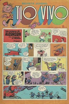 Tio Vivo. 2ª época (1961-1981) (Grapa) #663