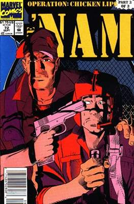 The 'Nam Vol 1 (Comic-book.) #72