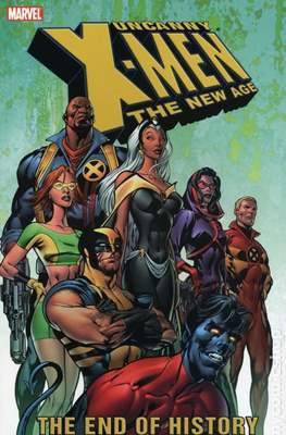 Uncanny X-Men The New Age (Softcover) #1
