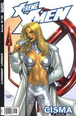 X-Treme X-Men (2002-2005) (Grapa) #23