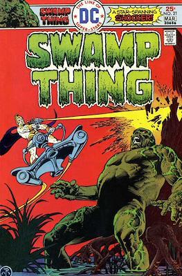 Swamp Thing Vol. 1 (1972-1976) (Comic Book) #21