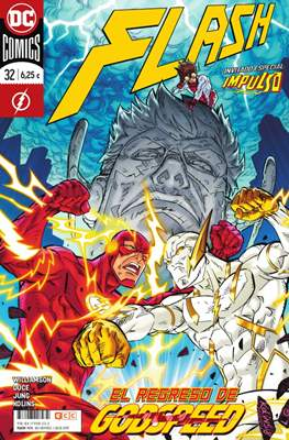 Flash. Nuevo Universo DC / Renacimiento (Rústica - Grapa) #46/32