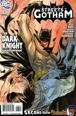 Batman: Streets of Gotham (2009-2011 Saddle-stitched) #13
