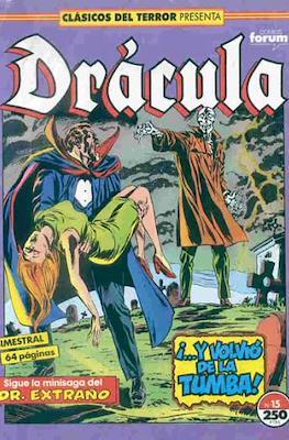 Clásicos del Terror: Drácula (1988-1989) (Grapa. 17x26. Color.) #15