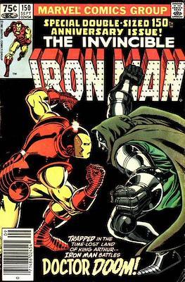 Iron Man Vol. 1 (1968-1996) (Comic book) #150
