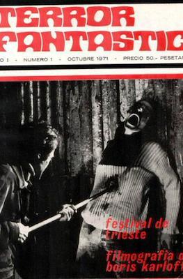 Terror Fantastic (Rústica 64 pp) #1