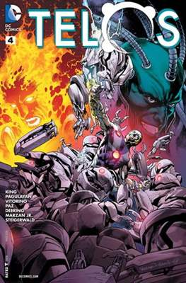 Telos Vol. 1 (Comic-Book) #4